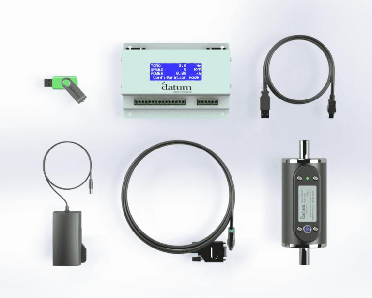 m425 dynamic strain gauge torque sensor kit