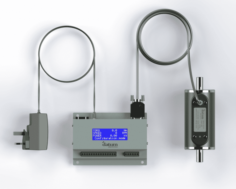 m425 torque sensor kit setup with DUI