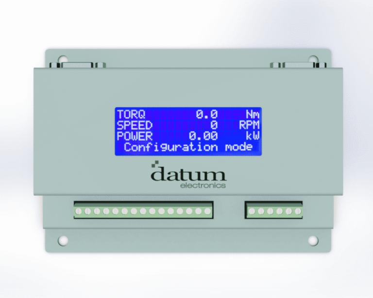 datum universal torque transducer interface with display