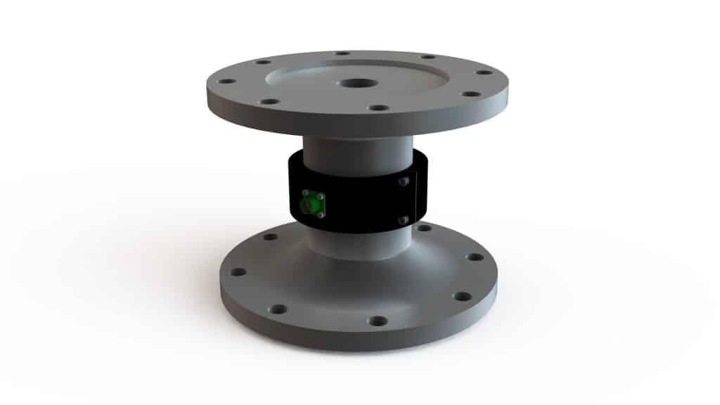 ff410 flange to flange static torque sensor torque transducer