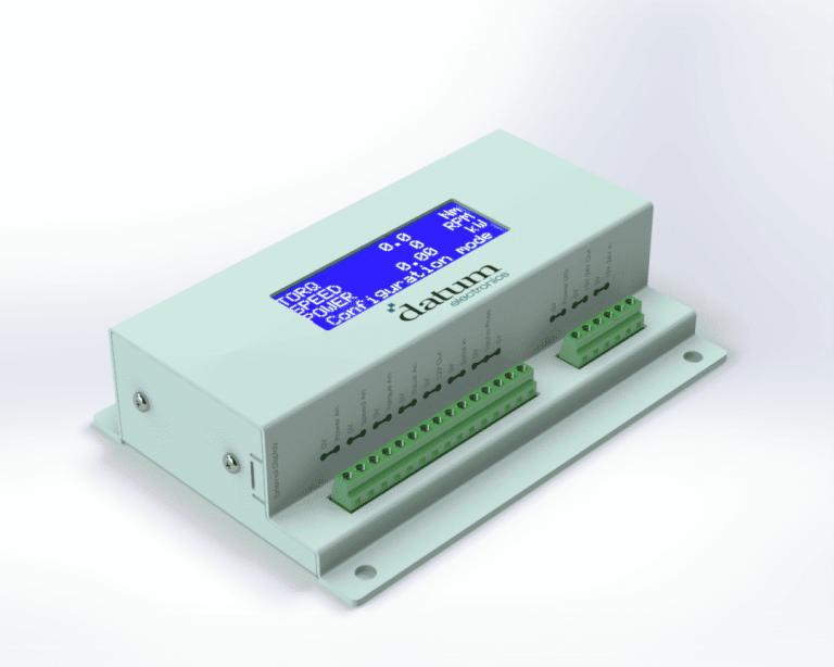 torque tranducer display providing digital and analogue torque outputs