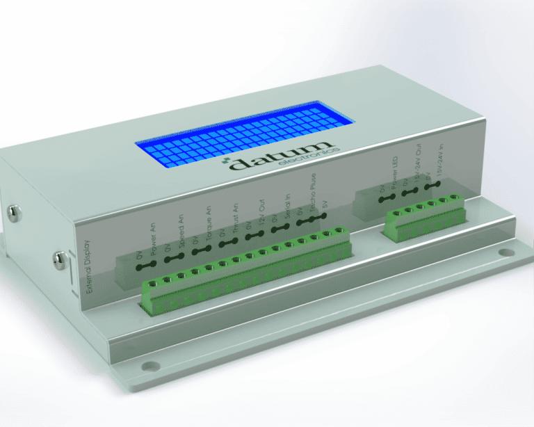universal torque sensor interface with a digital display